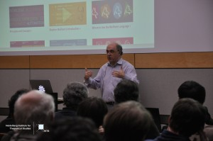 Stephen Wolfram at HITS