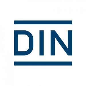 DIN Deutsches Institut für Normung e. V.  (Logo: DIN)