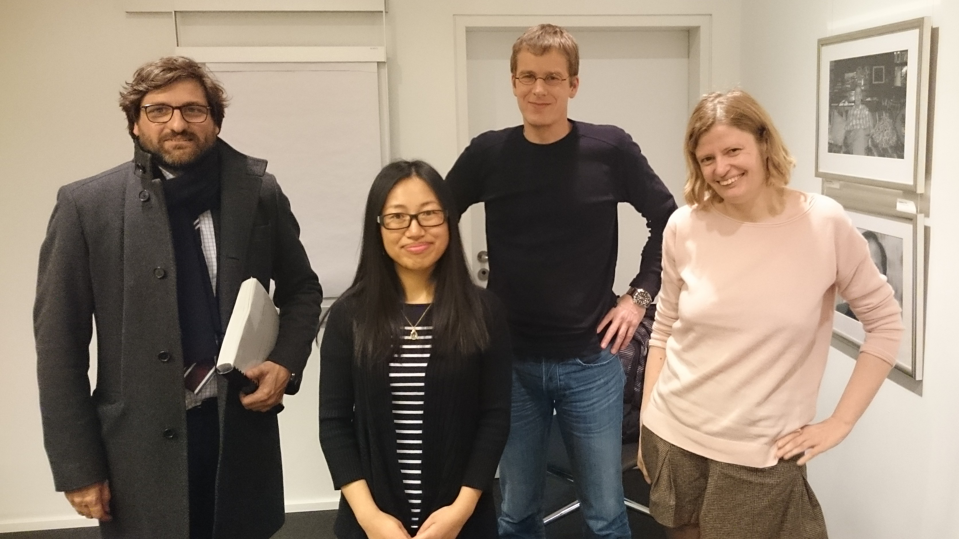 Phd thesis defended
