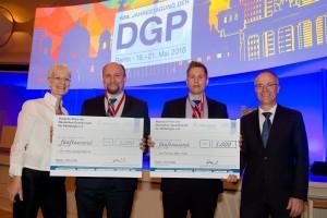 DGP Preisverleihung