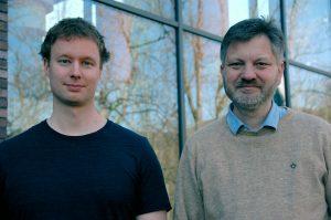 Sebastian Lerch & Tilmann Gneiting (Foto: HITS)